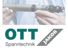 OTT-JAKOB Spindle Drawbars & Tool Clamping Systems
