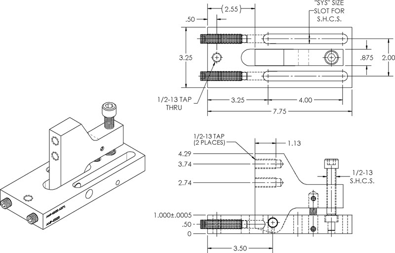 linear-clamping-components