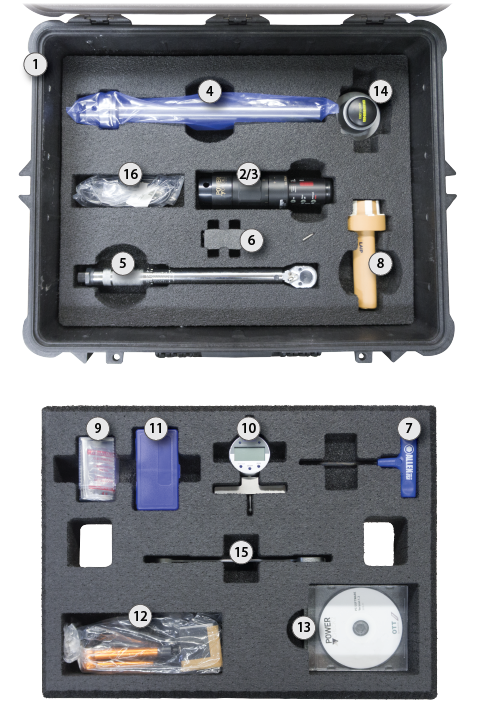 OTT-JAKOB SK assembly kit