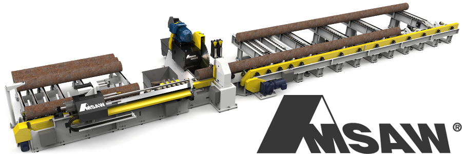 AMSAW Carbide Production Saws & Systems